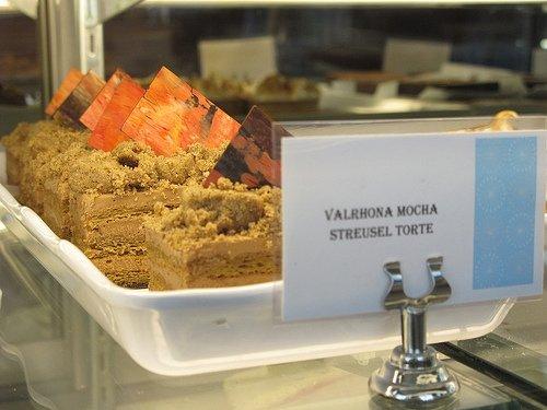 mocha pastry