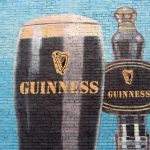 Guinness Mural Mykl Roventine