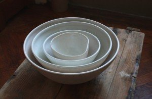 Clam Lab Mixed NEsting bowls