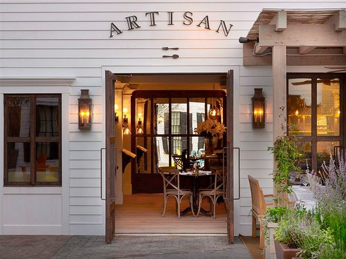 Artisan at the Delamar Hotel