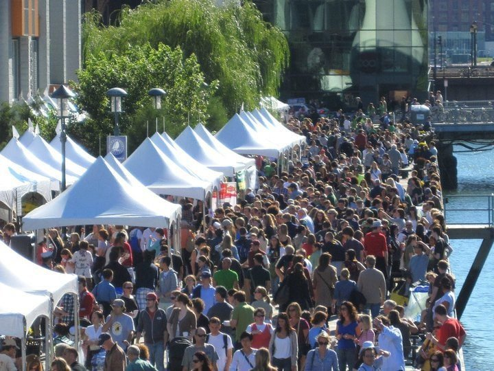 boston local food festivals