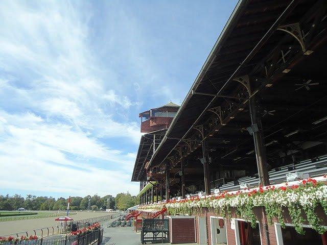 Racetrack in Saratoga