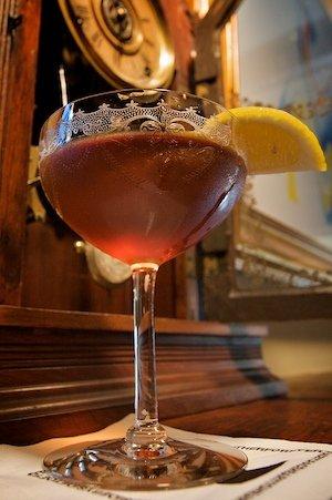 The Original 1887 Saratoga Cocktail