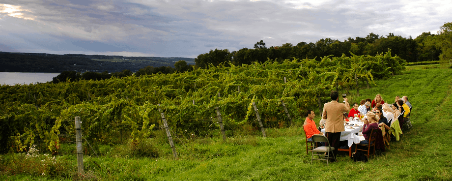 scenic winery hudson