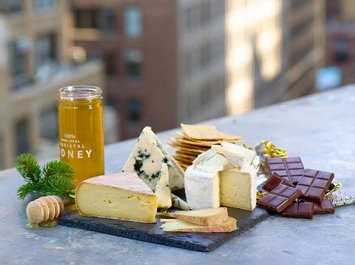 Cheese for the New Yorker