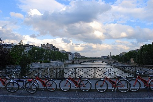 car-free paris