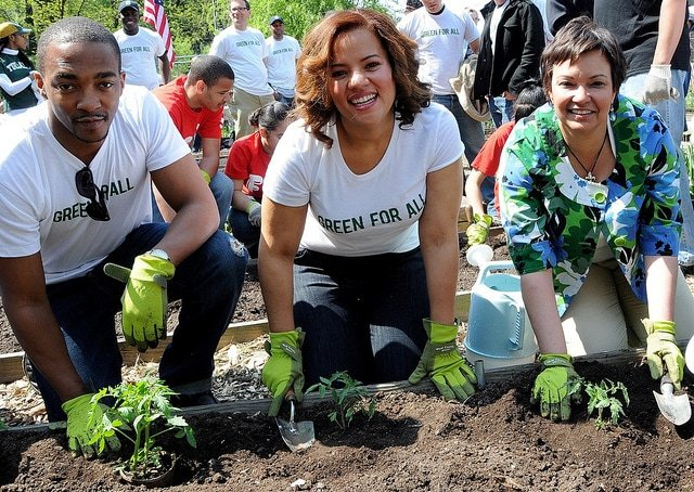 Harlem Earth Day event