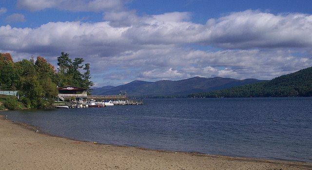 Lake George Adirondacks USA