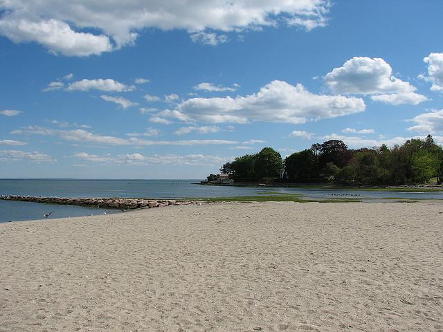 Pequot Beach