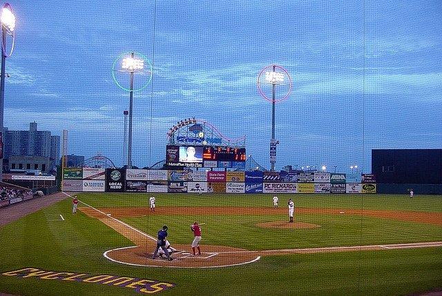 brooklyn cyclones baseball