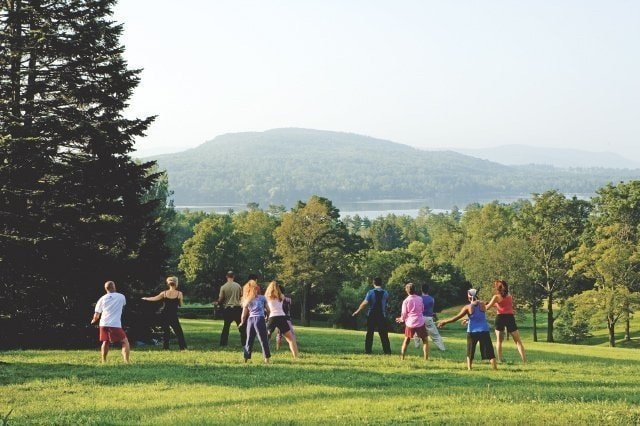 Kripalu center berskhires