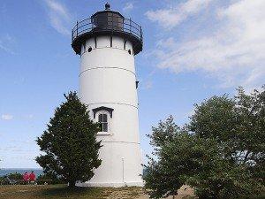 Oak Bluffs Lighthouse