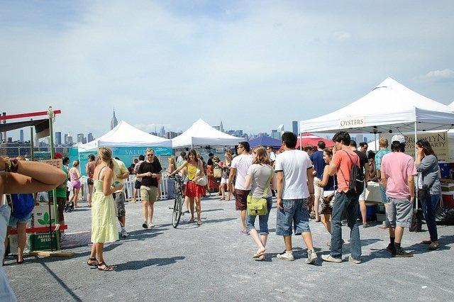 Brooklyn markets