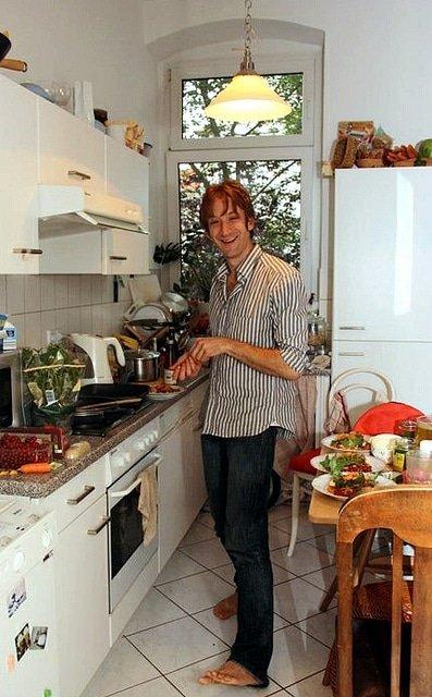 Chef David Levi
