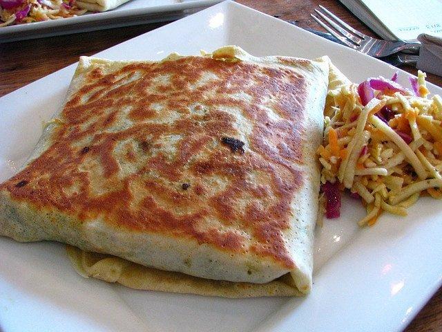 skinny pancake crepe