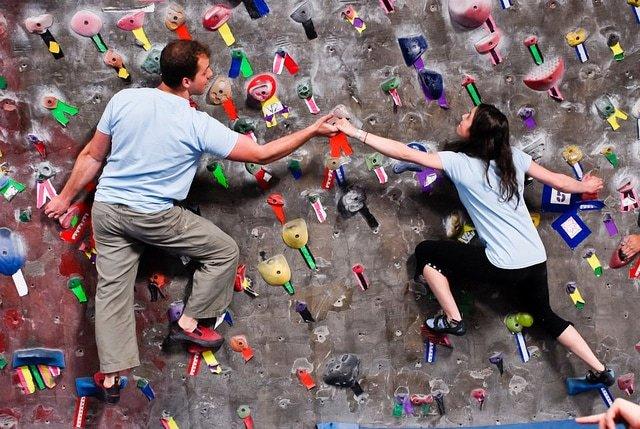 Bk Boulders couple