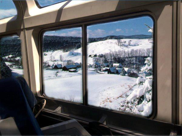 Amtrak Adirondack line