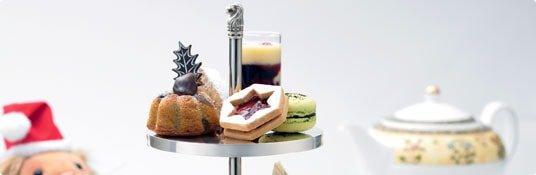 Ritz tea party