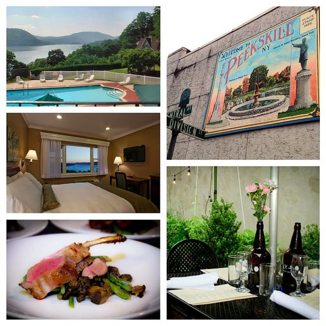 Fine Dining and Hotels in Peekskill, ny