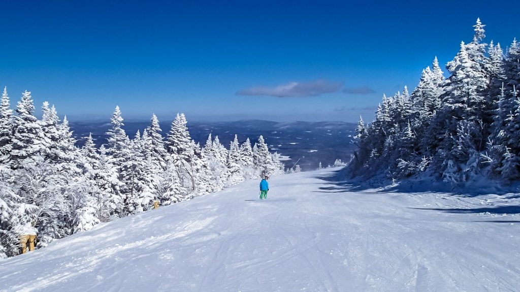 Stratton Mountain Winter