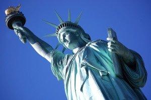 Visit the Staue of Liberty
