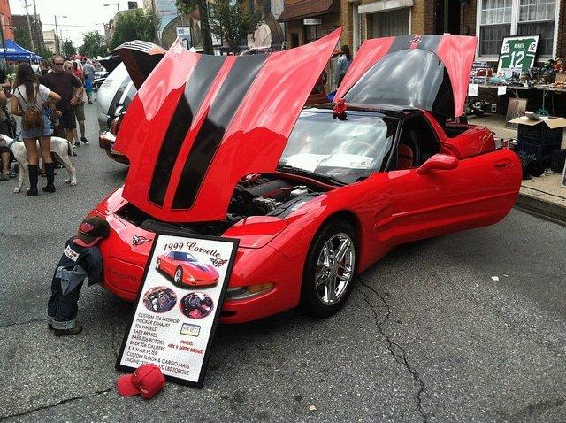 Car Show & Street Festival