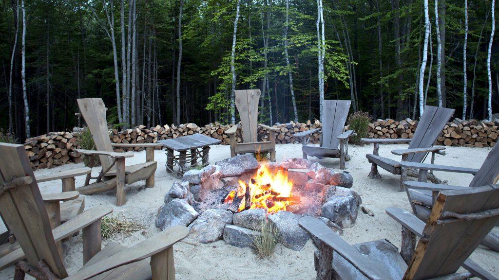 Hidden Pond Bonfire