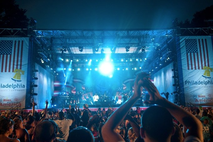 Wawa Welcome America Festival