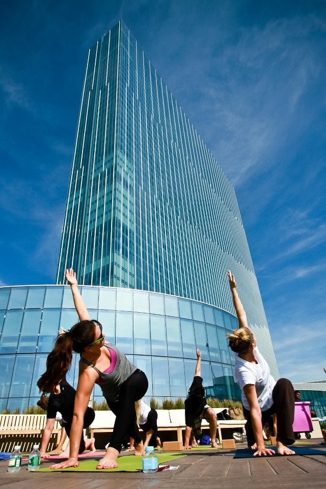 Yoga at Revel