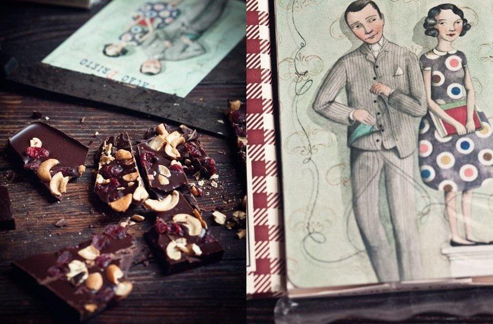 Cacao Prieto chocolate