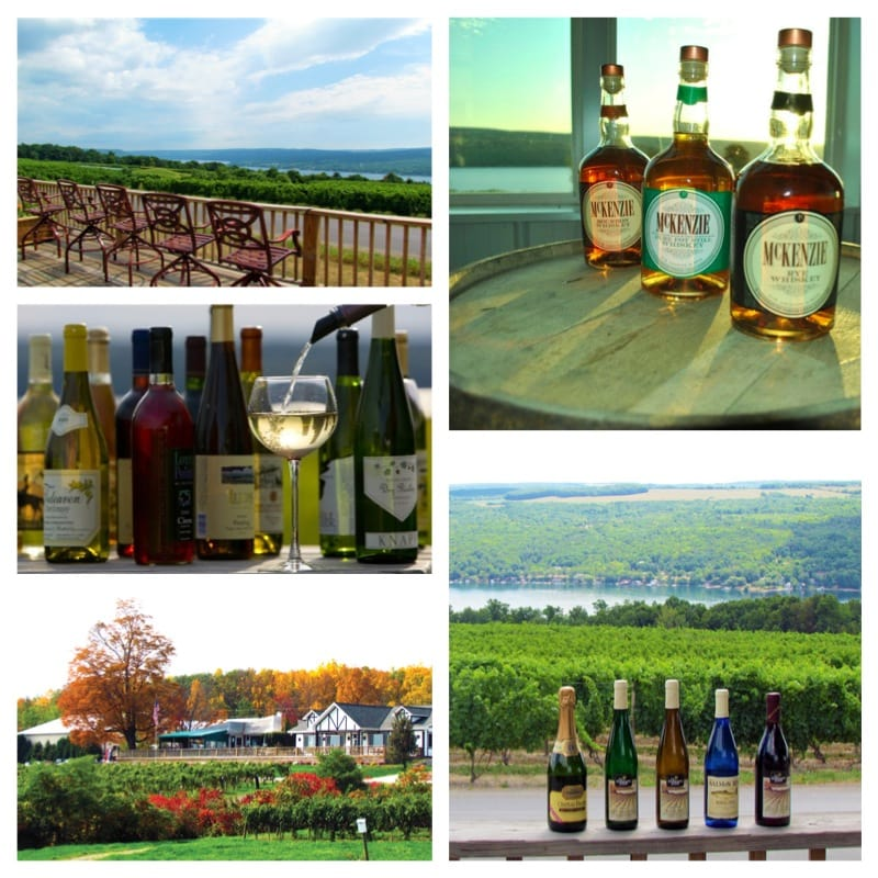 Finger Lakes wine scene