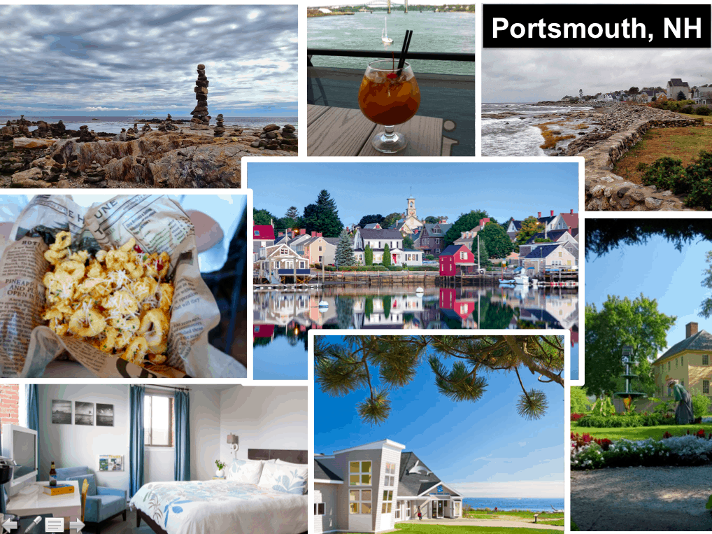 Budget travels in Portsmouth