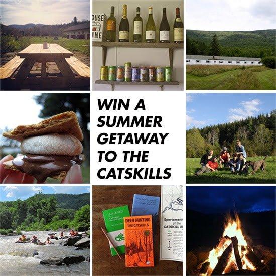 Catskills Giveaway