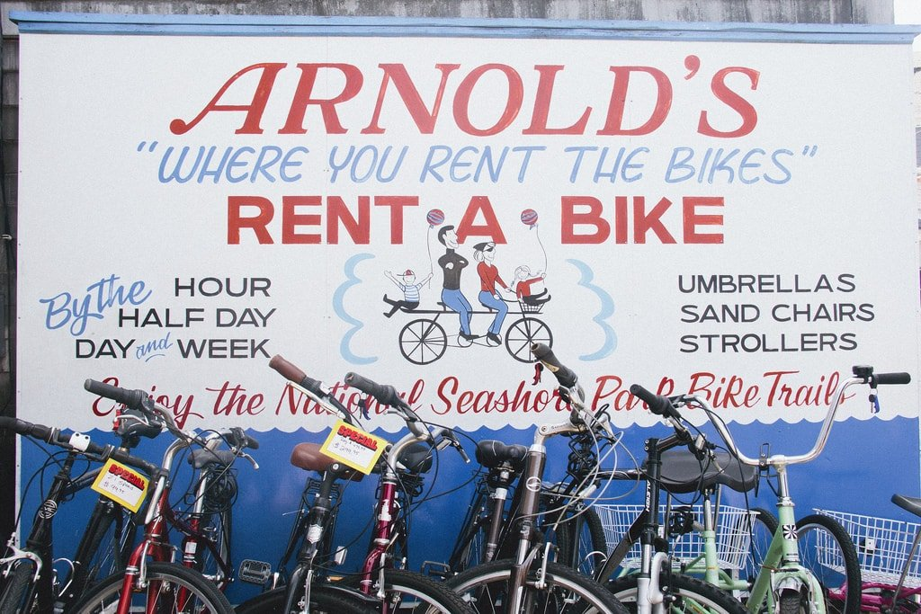 Arnold's Bikes