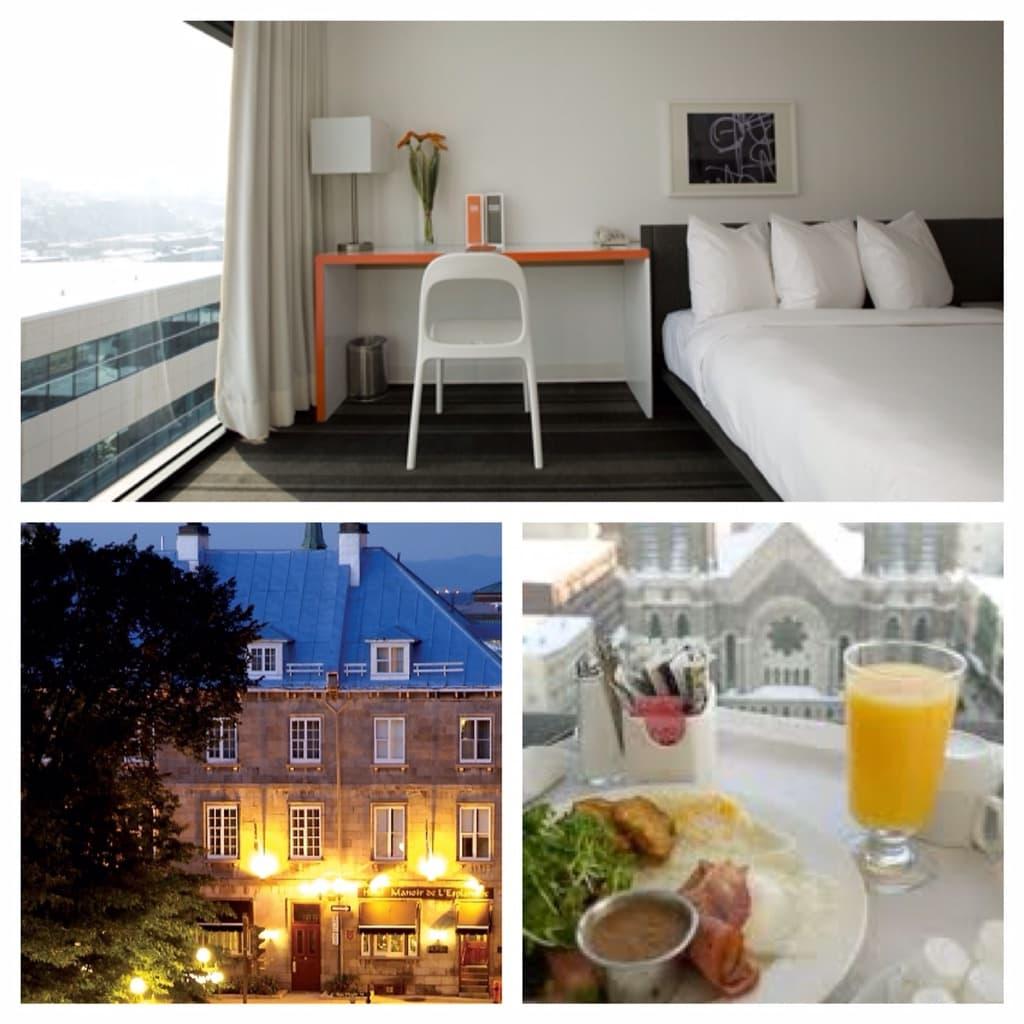 quebec hotels
