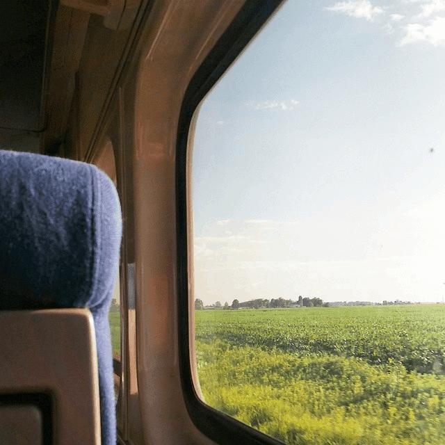 take Amtrak