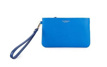 blue wristlett