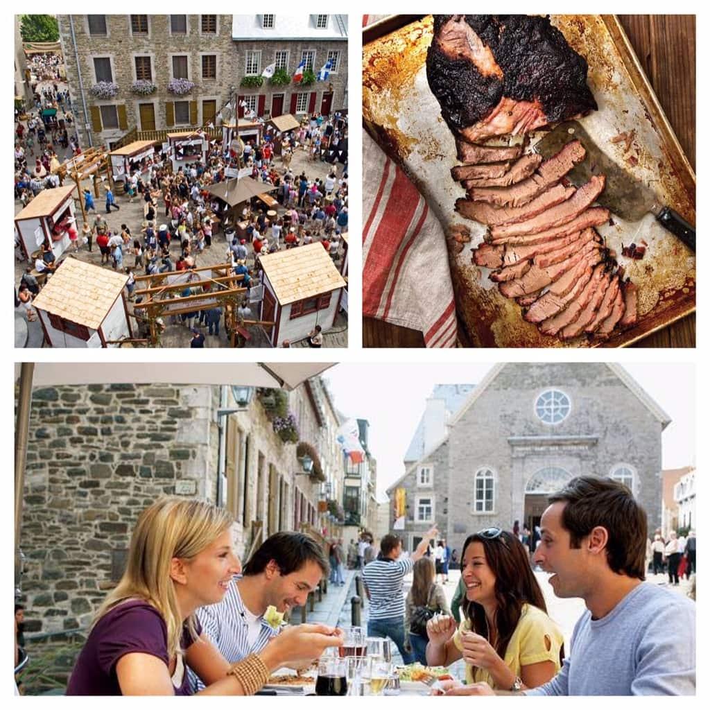 New France Fest BBQ