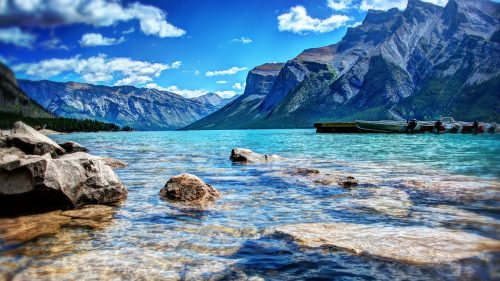 Getaway to Banff