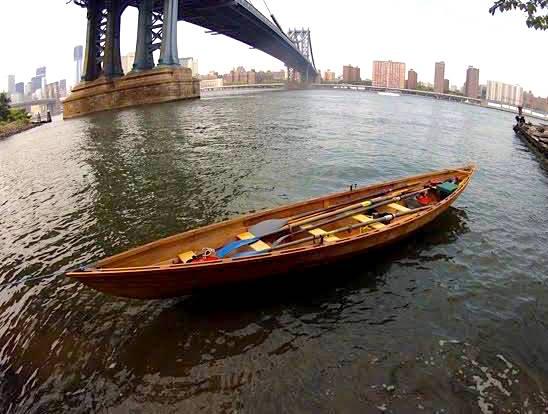 hudson paddling nyc