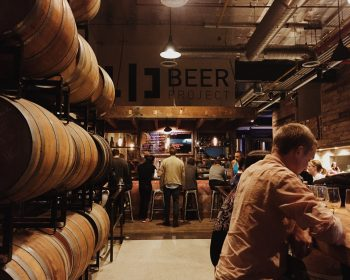 LIC Beer Project Taproom
