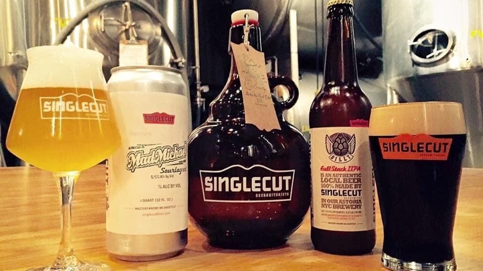 Singlecut brewery