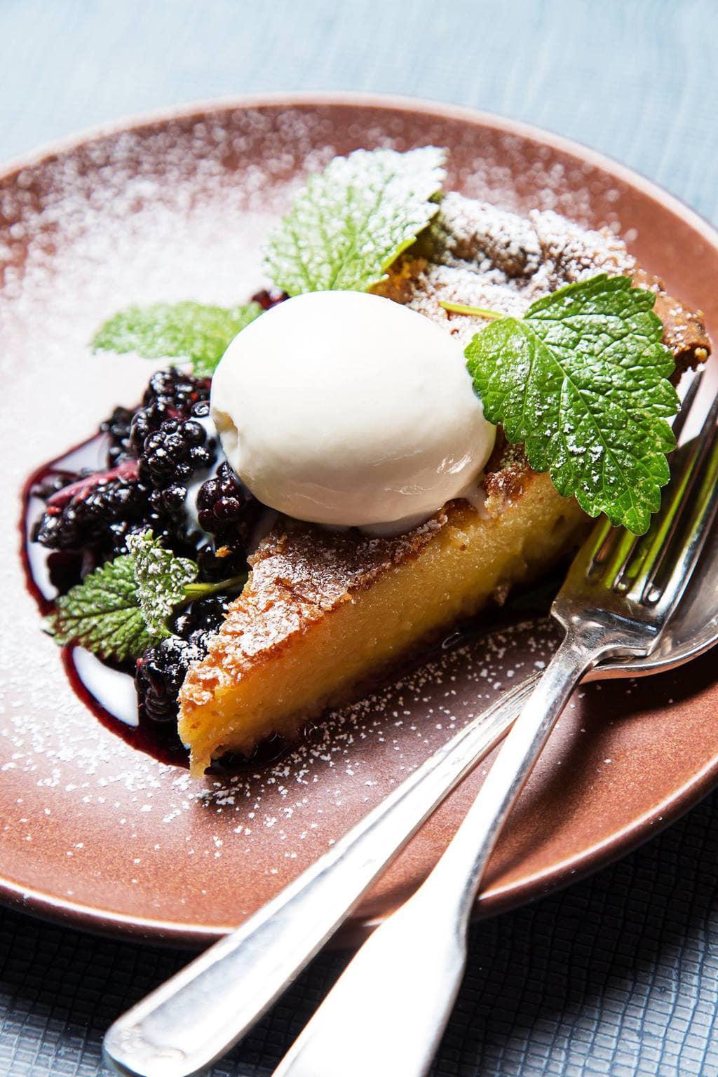 Jabey DC dessert