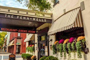 The Penn Wells Hotel Wellsboro PA