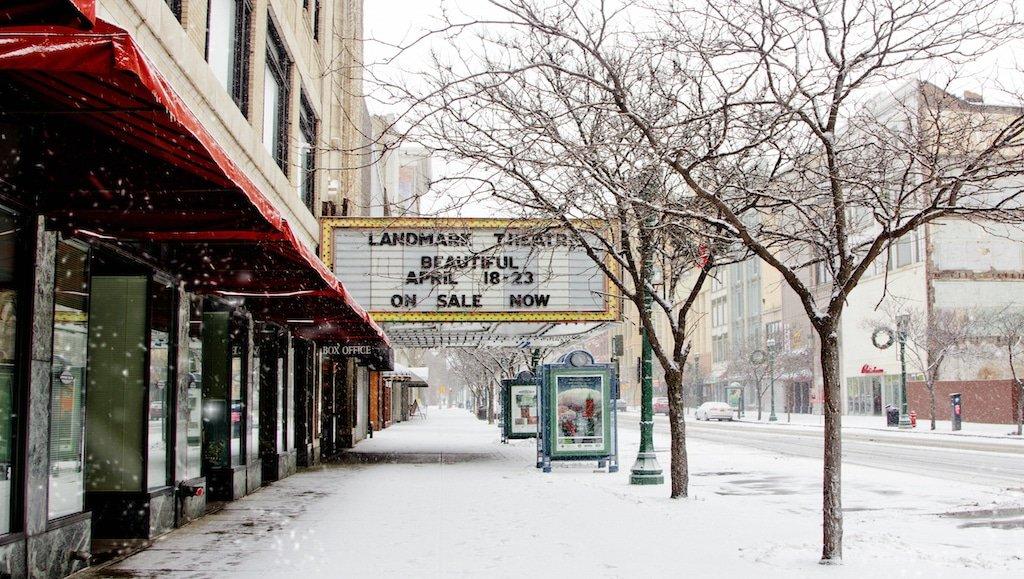 landmark theatre syracuse