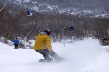 snowboarding catskills