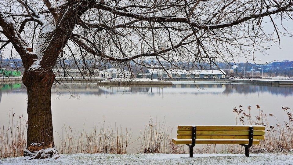 syracuse lake winter