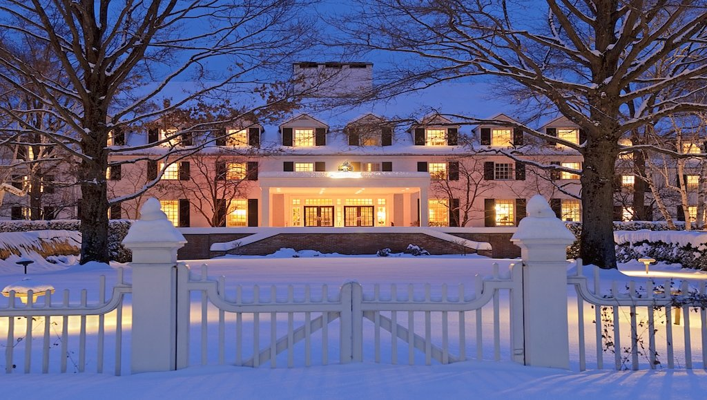 Woodstock Inn VT