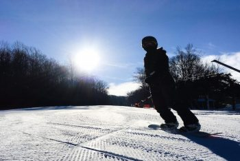 Pocono Mountains Ski and Snow Getaway: Shawnee Mountain