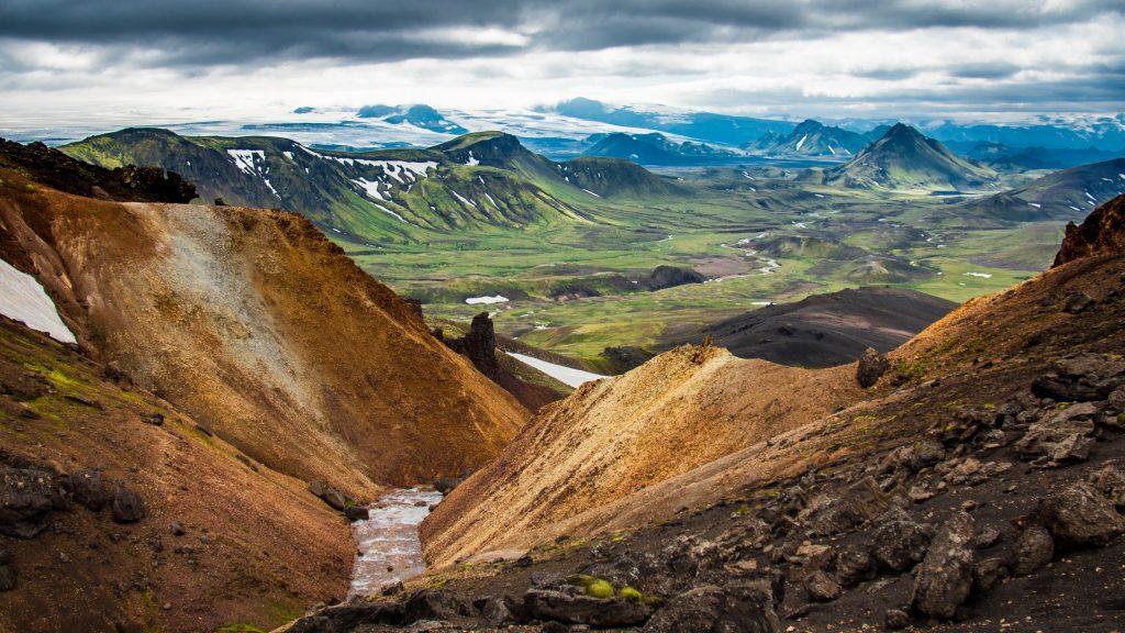 Trekking the Laugavegur | Iceland